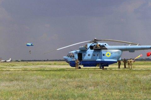 В Николаевской области завершились пятидневные учения военной морской авиации