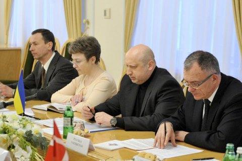 Турчинов: Россия не скрывает агрессивных намерений в отношении Запада