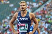Француз Кевін Маєр побив світовий рекорд у десятиборстві