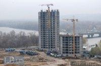 У Києві відразу після виборів відновилися роботи на двох скандальних будівництвах