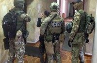 СБУ проводит обыски в райотделах полиции и прокуратурах Запорожья