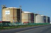Украинская компания получила первую поставку газа из Греции