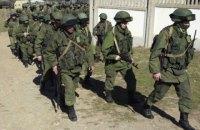"Кримчан просять скинутися на пам'ятник ""зеленим чоловічкам"""