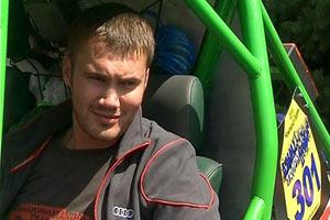 Янукович-младший стал призером гонок на внедорожниках