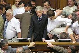 Депутатам могут запретить блокировать Раду