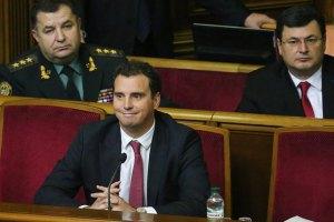 Министр экономики ожидает укрепления гривни уже в ближайшие дни