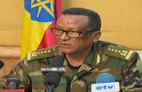 В Эфиопии при попытке госпереворота убили главу Генштаба и губернатора