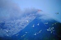 На Филиппинах началось извержение вулкана
