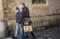 У суботу в Києві до +10 градусів, дощ
