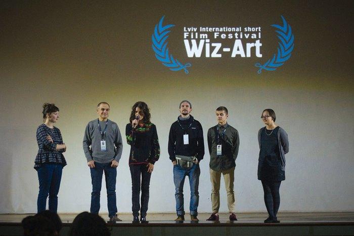 Під час Wiz-art фестивалю, 20 жовтня 2017.