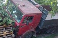 В Голосеевском районе Киева столкнулись семь автомобилей