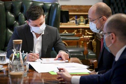 Зеленский призвал создать в Украине современную лабораторию по разработке вакцин и лекарств