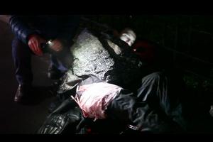 Милиция начала расследовать ранение организатора харьковского Евромайдана