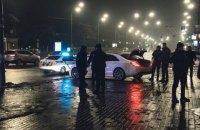 У центрі Києва п'яний чоловік стріляв з рушниці