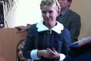 Тюремщики заявляют, что с Тимошенко все в порядке