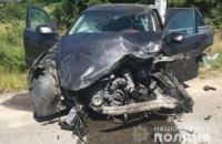 У ДТП під Києвом загинув співробітник поліції і 7-річна дівчинка