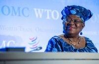 Світову організацію торгівлі вперше очолила жінка