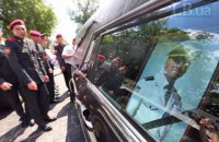 Іменем загиблого в теракті розвідника Шаповала назвали вулицю в Києві