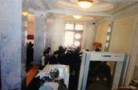 МВС: автоматники намагалися заховатися в Раді від стрільби по них