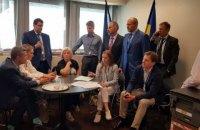Українська делегація покинула залу засідання ПАРЄ на знак протесту