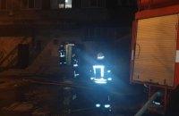 В Киеве в пожаре в многоэтажке погибли два человека