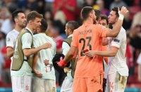 Іспанія встановила рекорд чемпіонатів Європи
