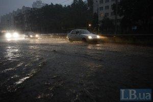 Україну завтра знову штормитиме