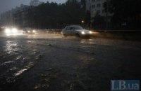 Київ накриває ураган