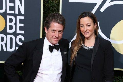 Актер Хью Грант женится на матери трех своих детей