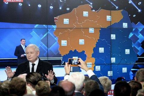 Вибори в Польщі: партія влади похитнулась