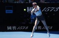 Світоліна покидає турнір WTA в Досі