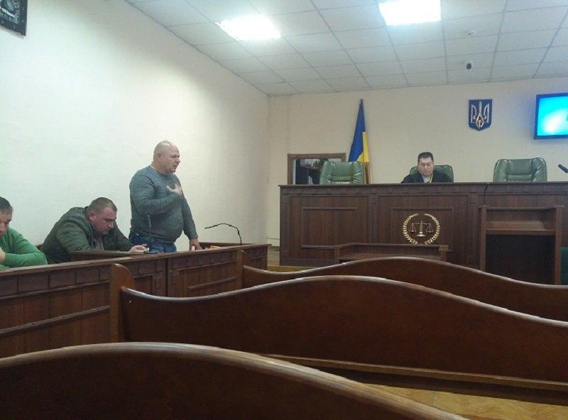 Адвокат обвинувачених, обвинувачені Гардащук і Кірінчук