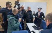 """СБУ проводит обыски телеканала """"1+1"""" по делу о прослушке Гончарука (обновлено)"""