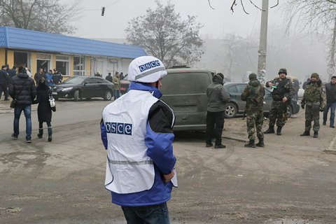 ОБСЄ: бойовики погрожують спостерігачам смертю