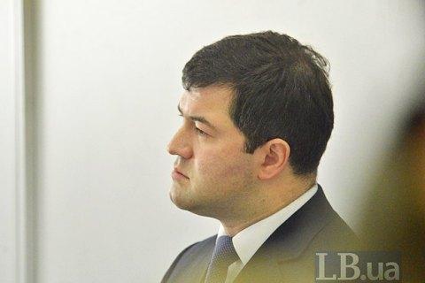 Начался суд о продлении меры пресечения для Насирова (обновлено)