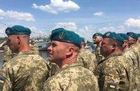В ВМС объяснили отказ морпехов сменить береты на церемонии с Порошенко их личной позицией