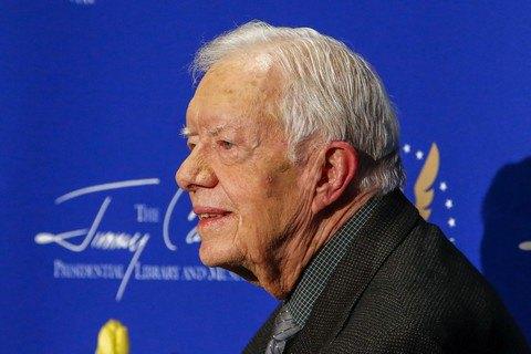 Джимми Картер побил рекорд долгожительства среди американских президентов