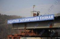 Під час будівництва моста Кірпи нашкодили київському ботсаду
