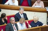 Порошенко не пришел на допрос в ГБР из-за работы в Раде