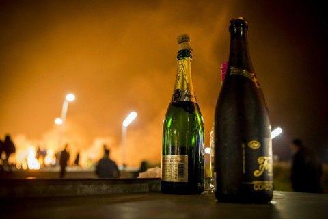 Треть взрослых украинцев не употребляют алкоголь, - соцопрос
