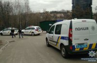 У центрі Києва невідомі побили іноземця