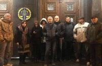Сім'ї Героїв Небесної Сотні вимагають у Рябошапки пояснень у зв'язку із заміною прокурорів у справі Майдану