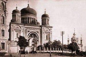 Десятинная церковь будет восстановлена