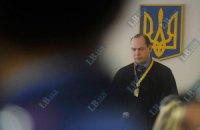 Суд відмовився заарештувати суддю Вовка