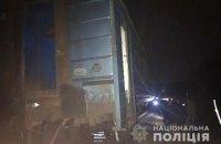 У Тернопільській області зійшов з рейок вагон пасажирського потяга