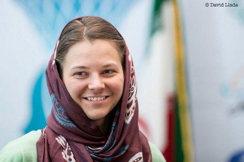 Украинская шахматистка Музычук стала вице-чемпионкой мира по блицу