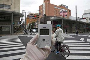 """Роботы измеряют уровень радиации на """"Фукусиме-1"""""""