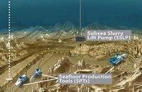 Китай купит продукцию первой в мире подводной шахты
