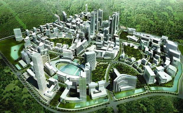 Проект Iskandar Malaysia Smart City в Малайзии