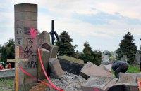 В Польше заявили о возможности восстановления памятника УПА в Грушовичах